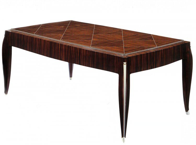 bureau ambassadeur jacques mile ruhlmann 1869 1933 paris 1923 art deco furniture. Black Bedroom Furniture Sets. Home Design Ideas