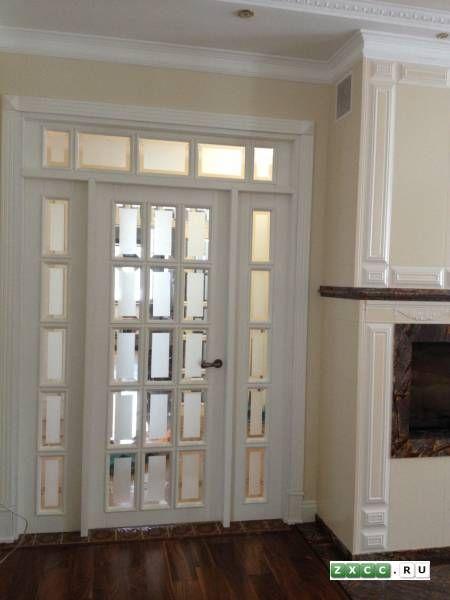двери из массива на заказ классические белые двери