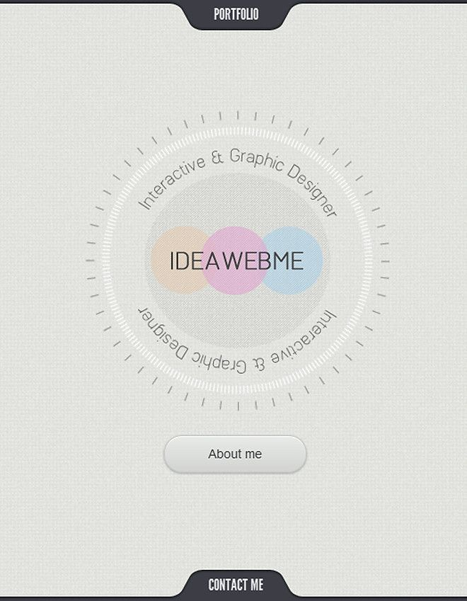interactive design examples