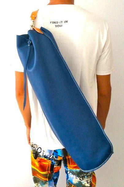 8eb532a7bc4e Yoga mat bag   Pilates Mat Bag por proyecto54 en Etsy. yoga bag   pilates  bag