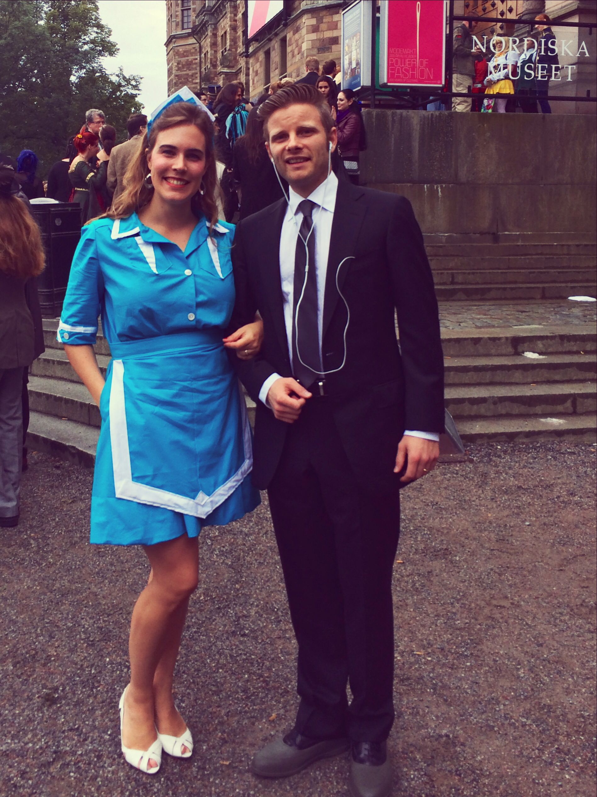 twin peaks cosplay shelly johnson and gordon cole costume