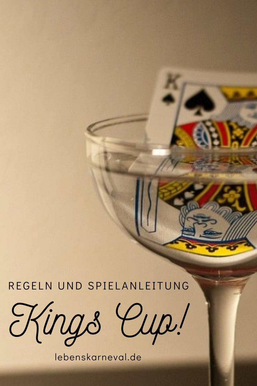 Kings Cup Regeln Und Spielanleitung | Spielanleitung