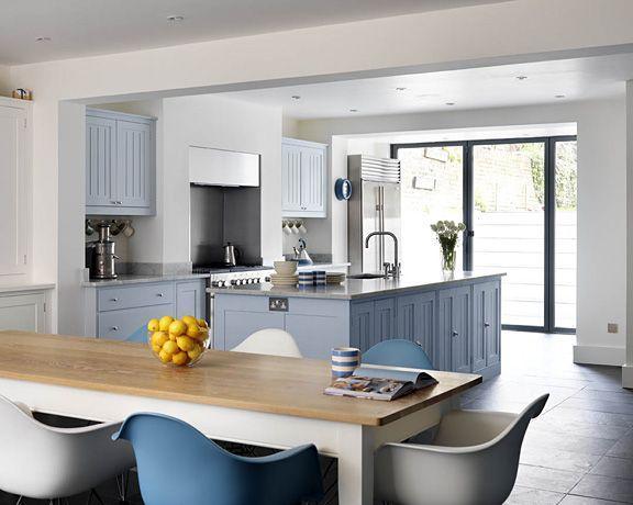 Plain English has an extensive portfolio of bespoke kitchens in ...