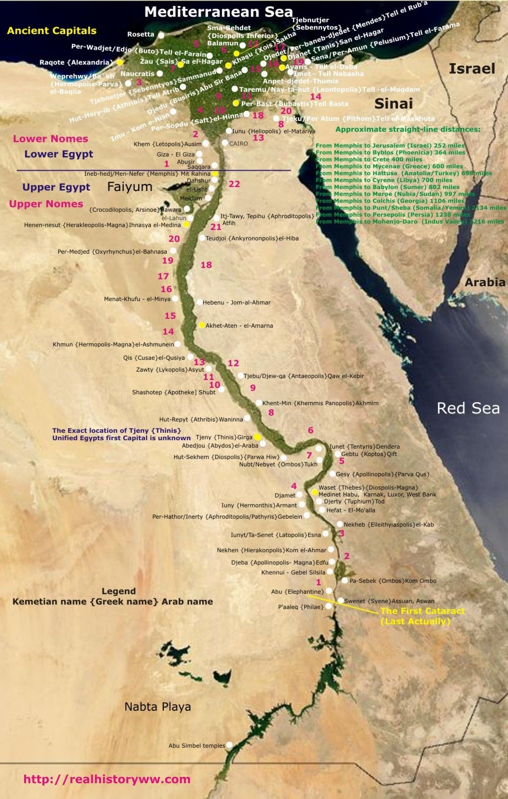 Ancient egypt map history pinterest ancient egypt history and ancient egypt map gumiabroncs Images