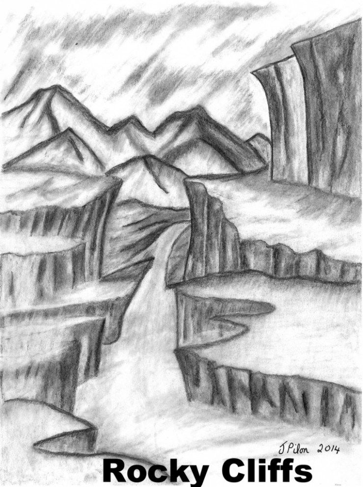 Five Taboos About Pencil Sketches Of Nature You Should