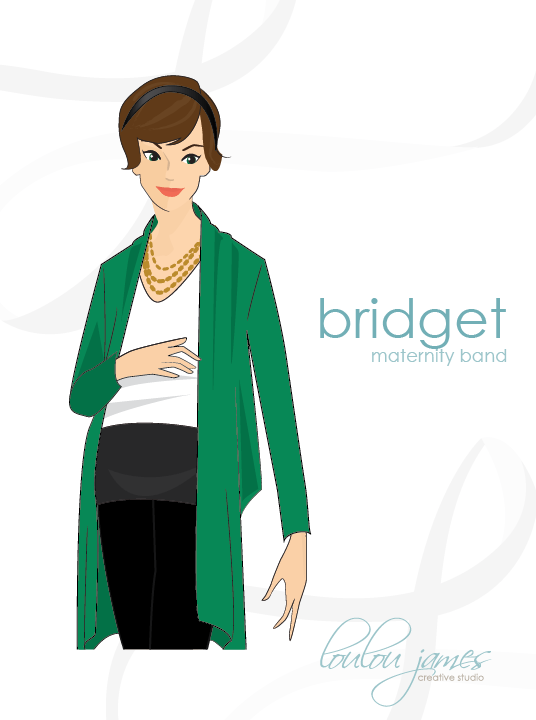 Bridget Maternity/Nursing Band | Sewing | Patrones, Ropa, Patrón gratis