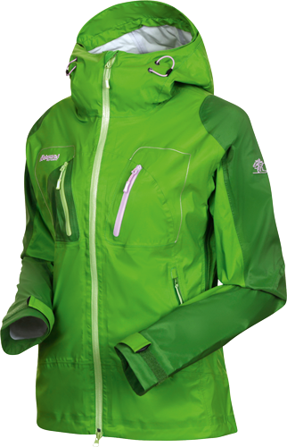 Cecilie Jacket BERGANS OF NORWAY. Very cute with pink and