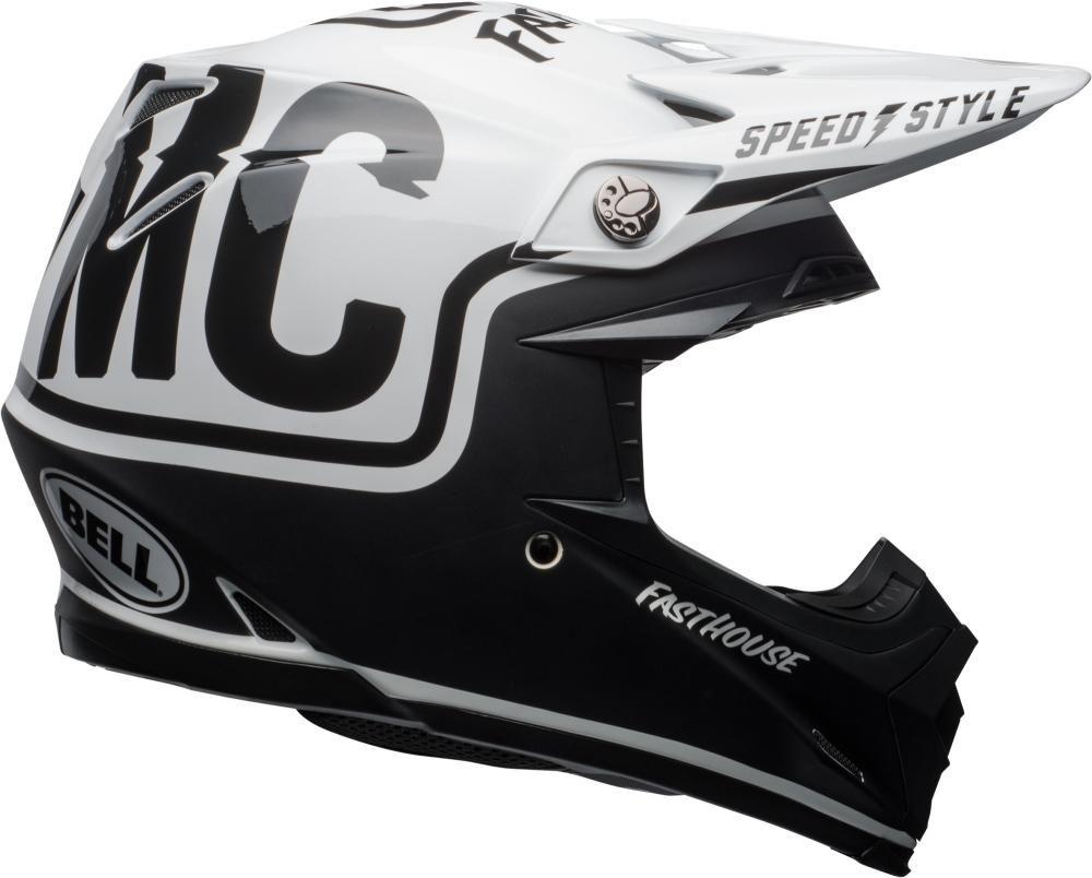 359786467ee1c Off Road Dirt Bike Helmet Bell Moto-9 MIPS Equipped Helmet Adult ...