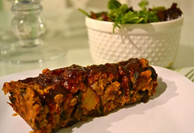 """Hell if I Gnaw: Adventures in Lentil """"Meat"""" Loaf And Other Fun Things ..."""