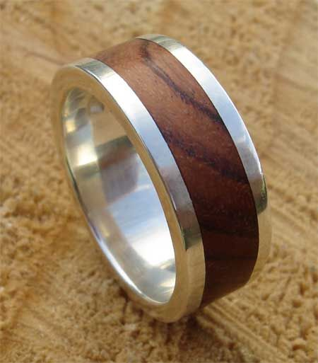 Beautiful Wooden Wedding Ring! Check More On The Link And Share.