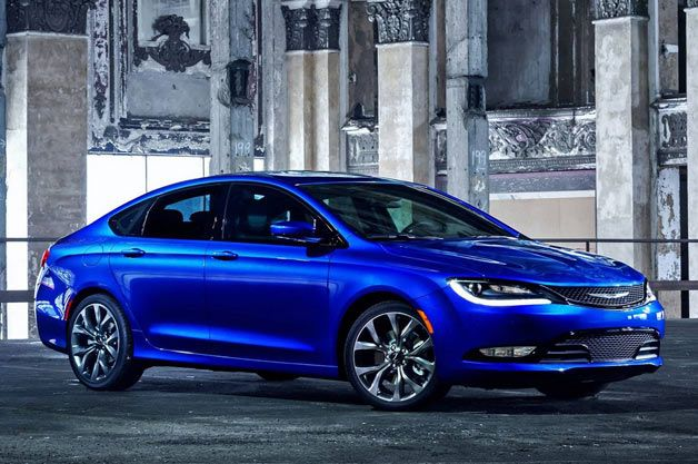 More 2015 Chrysler 200 Photos Surface With Images Chrysler 200