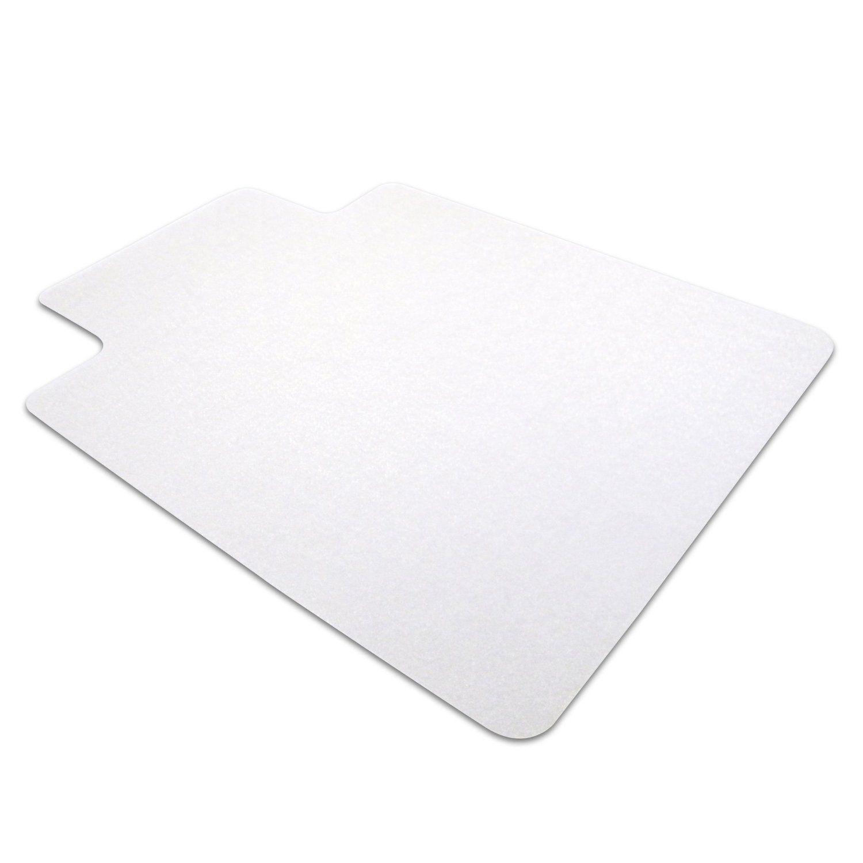 Cleartex advantagemat pvc chair mat for low