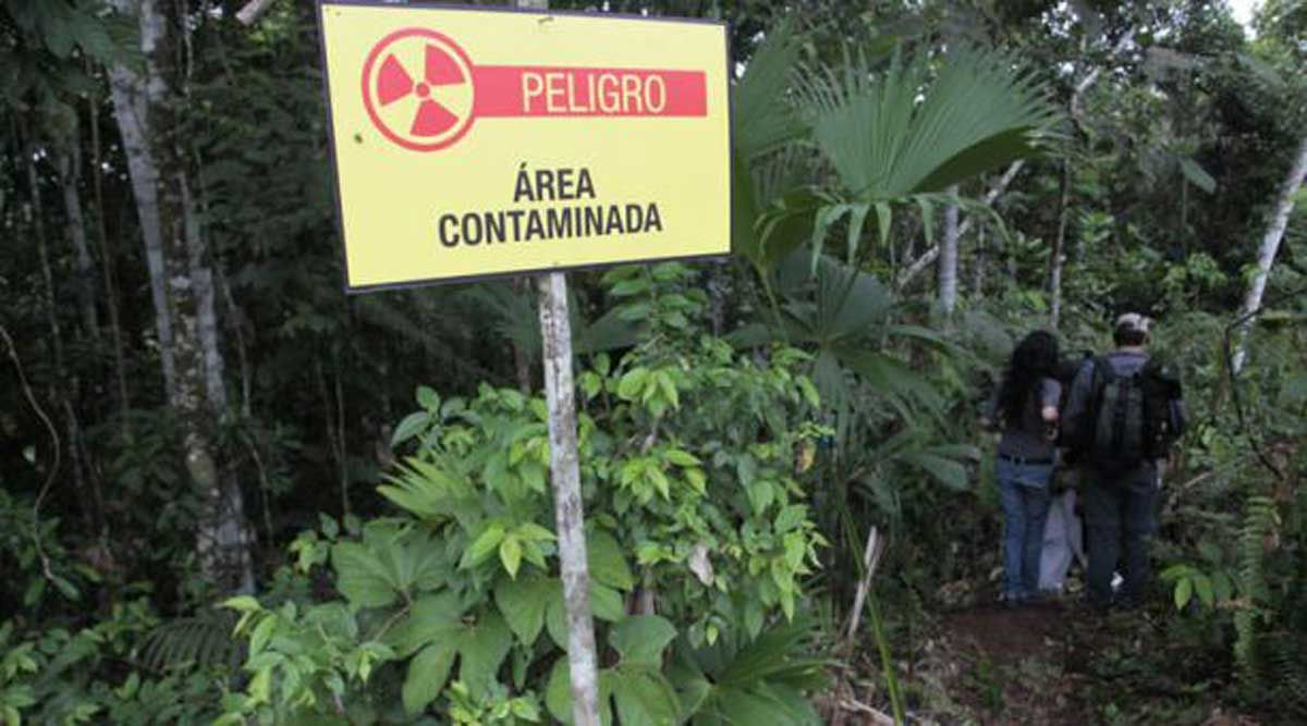Sentenza storica. Chevron pagherà 9,5 miliardi di dollari per l'inquinamento dell'Amazzonia in Ecuador