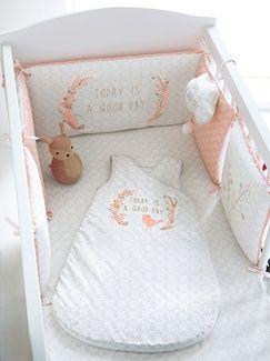 50CM VERTBAUDET Pyjama-blouse b/éb/é fille /étoiles glitter doudou rose p/âle NAISSANCE