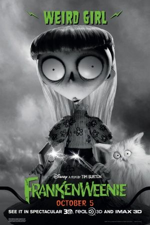 Poster For Frankenweenie Tim Burton Art Tim Burton Tim Burton Characters