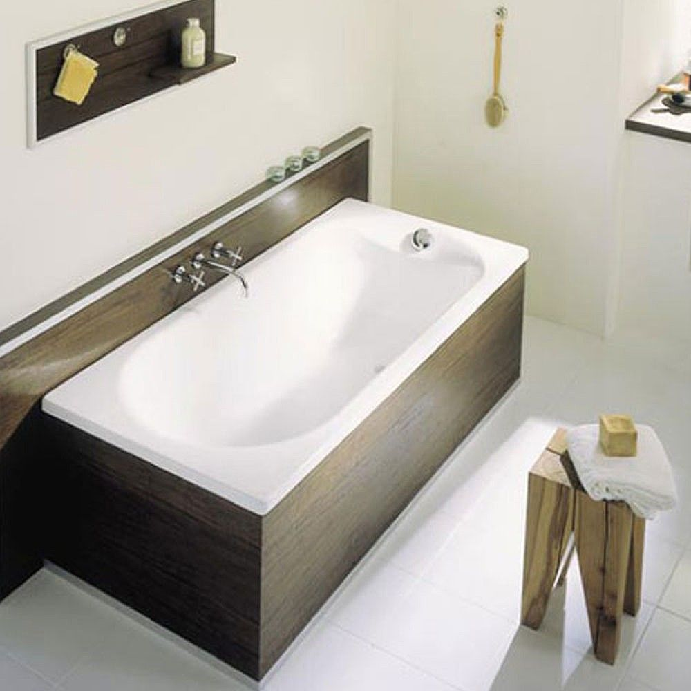 bette pur steel inset bath | inset baths | cp hart | bathroom 2