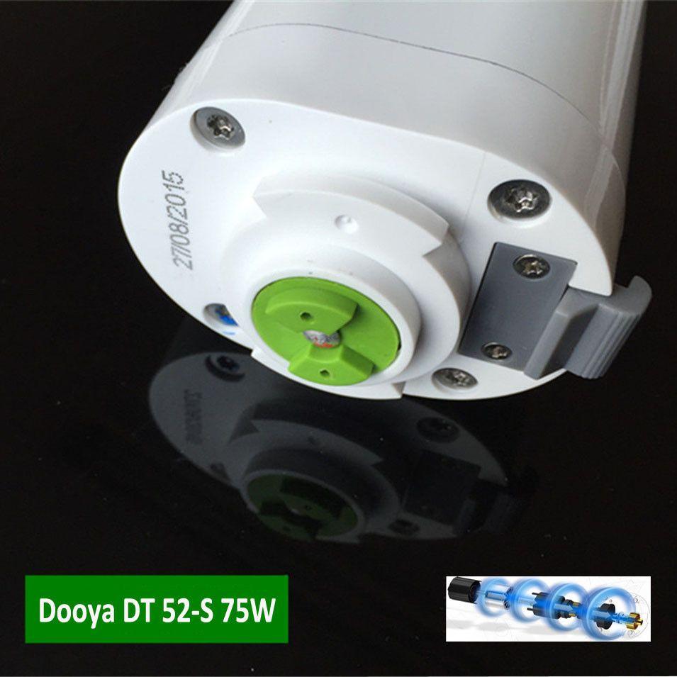 Dooya DT52S Elektrische Gordijn Motor 220 V 50 HZ Open Sluiten ...