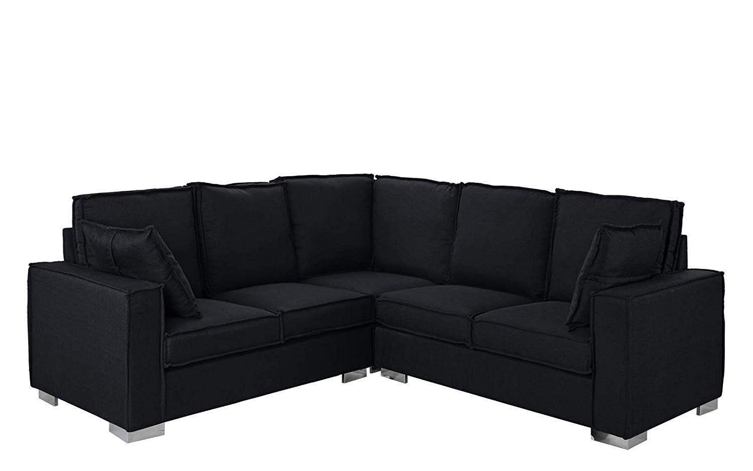Home In 2020 Modern Living Room Sectional Sofa Modern Sectional
