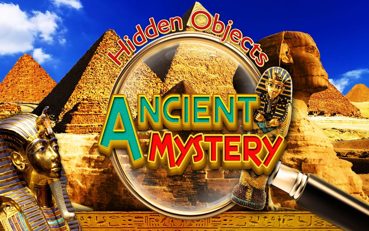 Hidden Object Ancient Mystery ¨C Seek and Find Objects