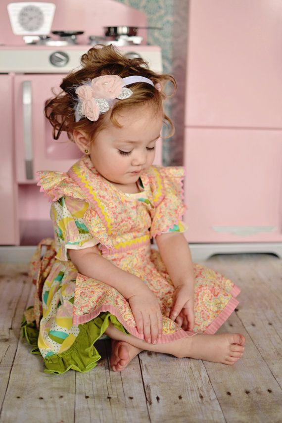 Mode bébé: headband pour jolies princesses