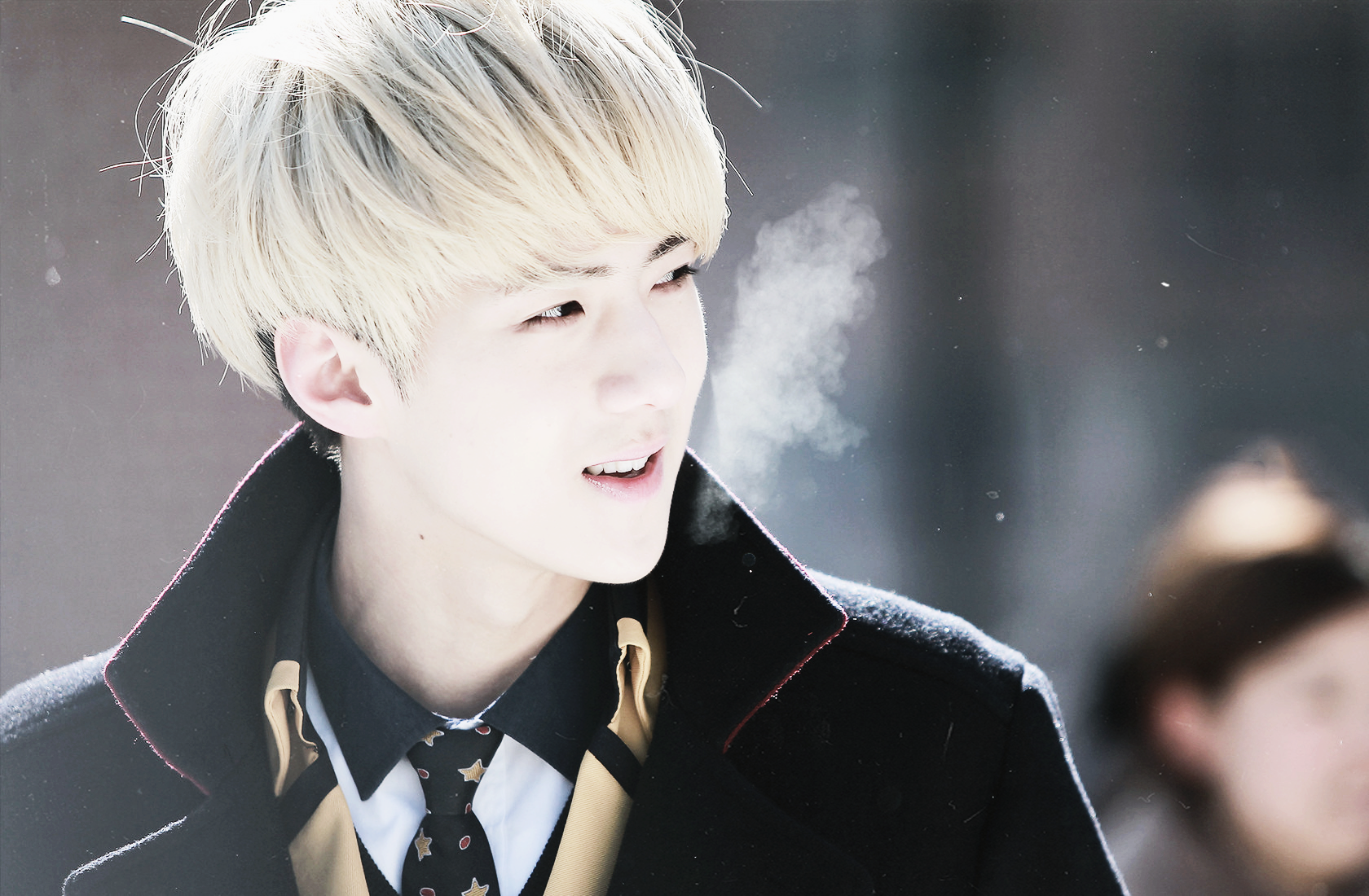 Here All You Yehet People I Free Sehun Wallpaper Just For