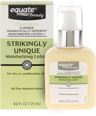The Savvy Beauty Equate Products Moisturizing Body