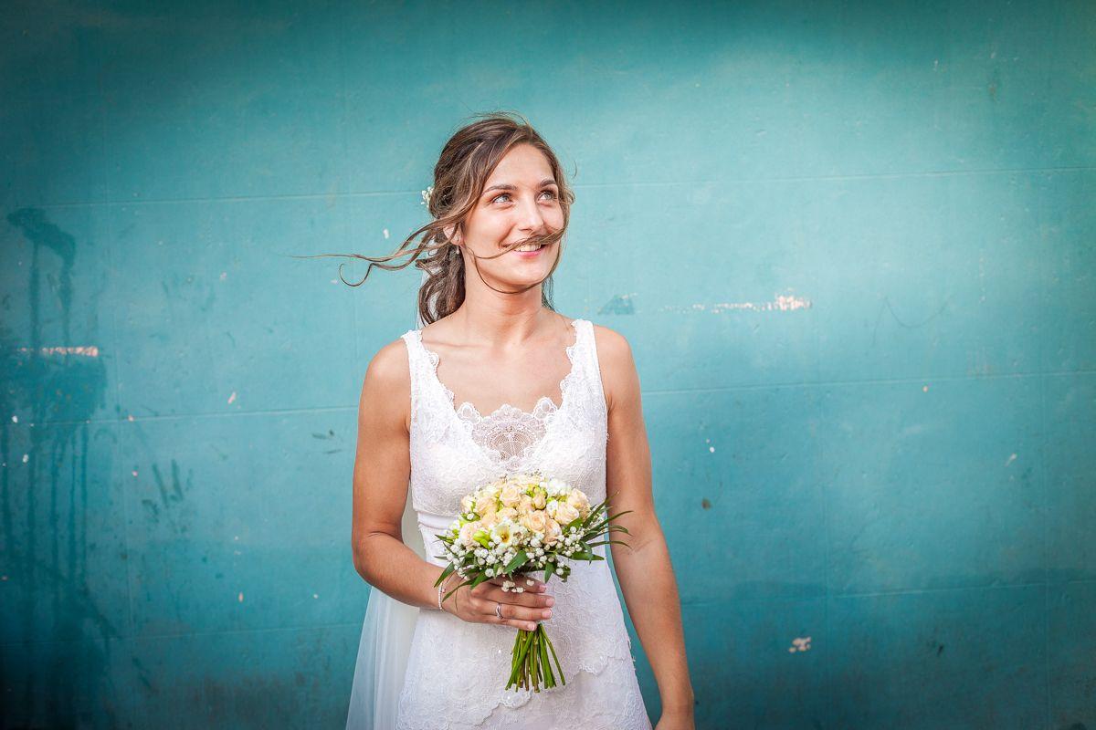 La novia, siempre la mas guapa!