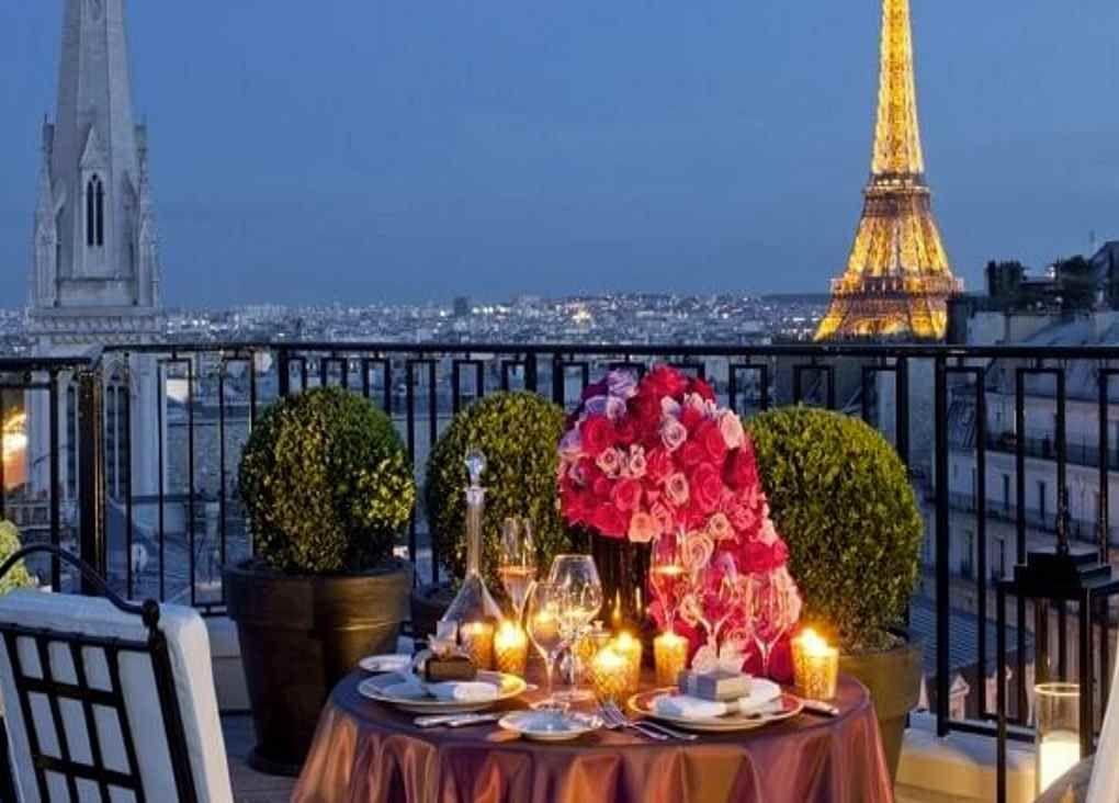 10 Restaurantes Românticos Em Paris Valentines Day In Paris Dia Dos Namorados Em Paris Restaura Restaurantes Românticos Restaurantes Em Paris Torre De Paris