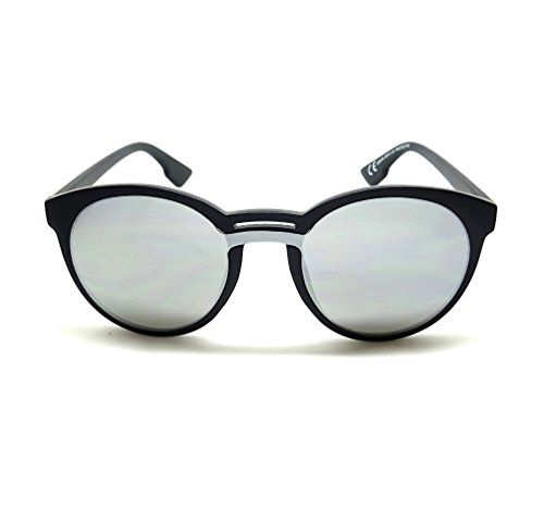 fae012652b50c1 LUNETTES DE SOLEIL CATHY RONDES CAT EYES ABSTRACT MIROIR VERRES SO REAL  UNISEXE