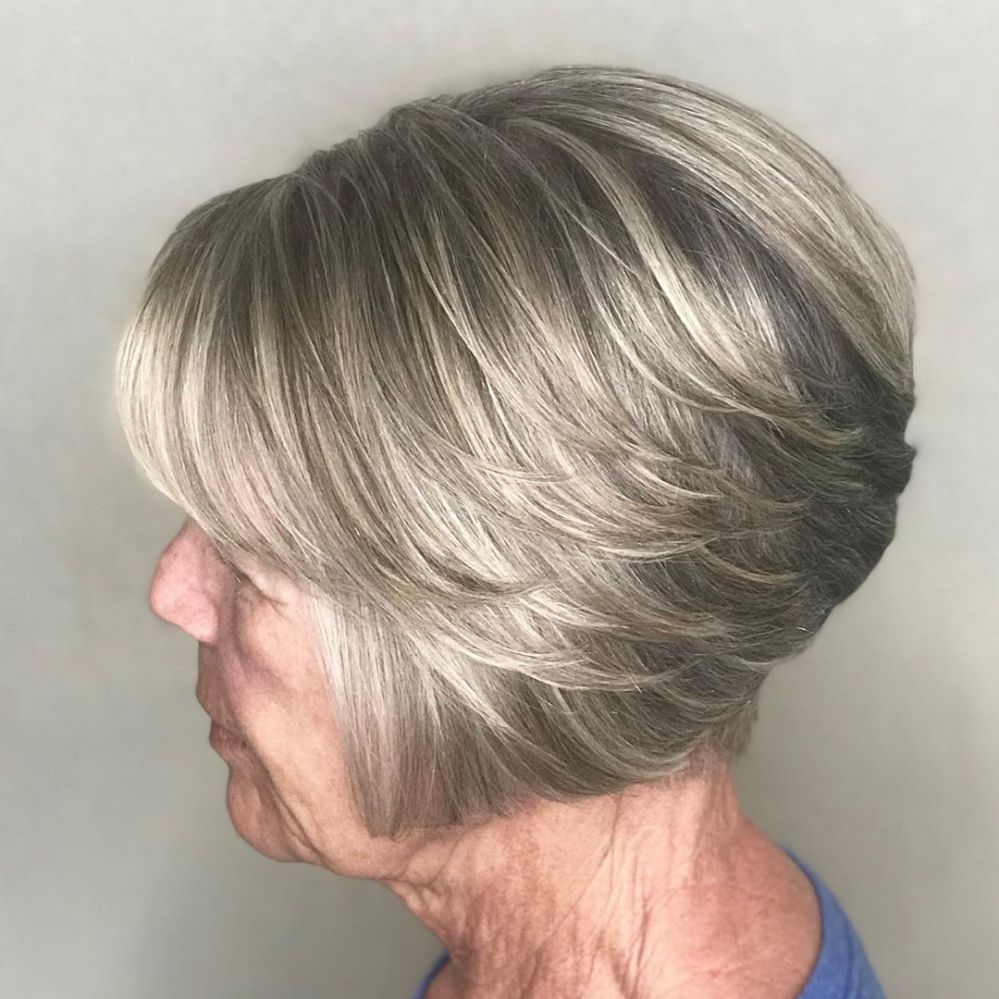 The Best Hairstyles and Haircuts for Women Over 9  Transitioning