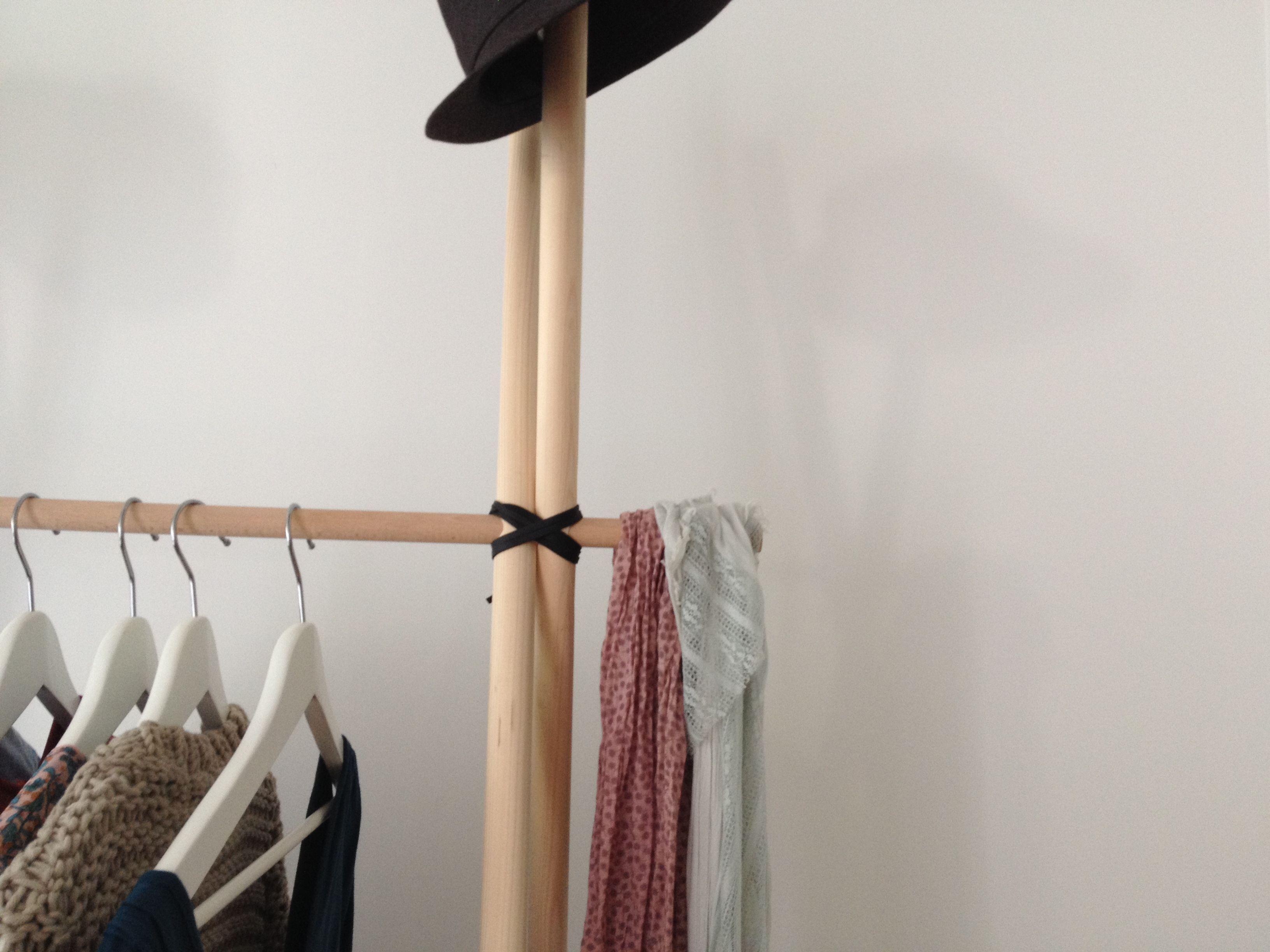 Diy Portant Vêtements Recherche Google Dressing Pinterest - Portant vetement design