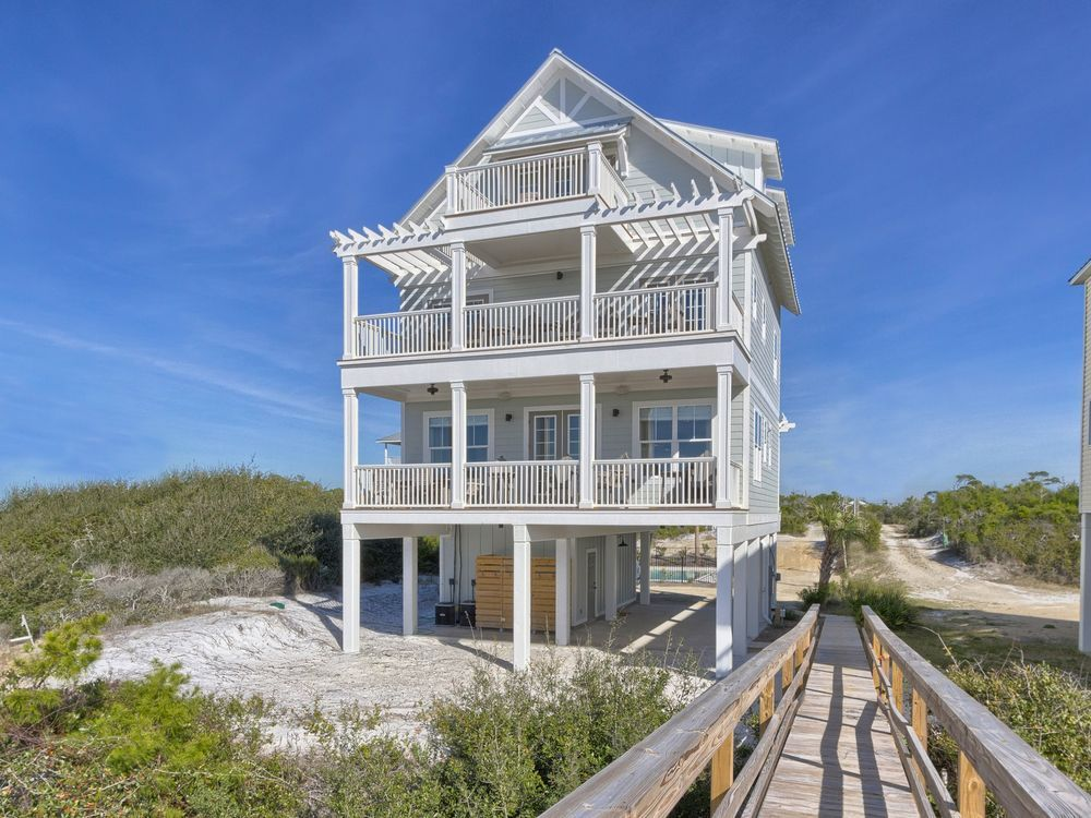 Luxurious Large Gulf Front Home Private Homeaway Florida