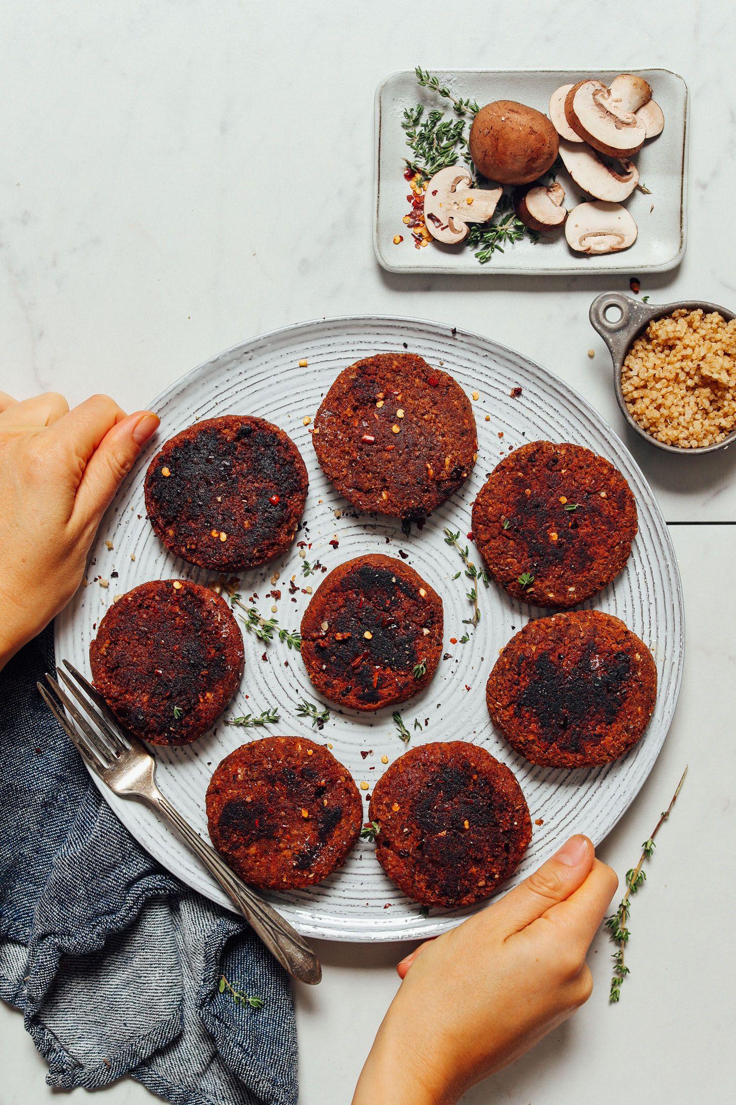 Easy Vegan Sausage (Soy & GlutenFree!) Recipe Baker