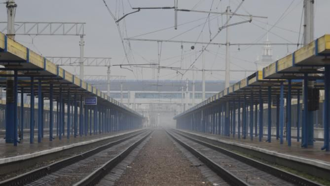 14 hours ago An empty railway station is seen in Simferopol, Crimea, Saturday, Dec. 27