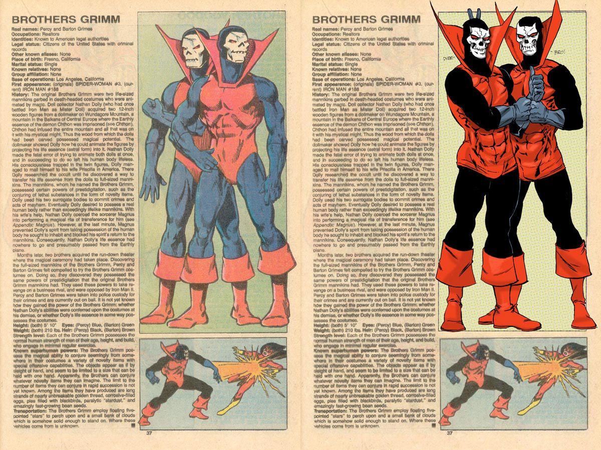 brothers grimm marvel - Google-søk