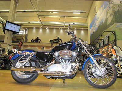 2004 Harley Davidson Sportster Sportster 883 Custom Electra