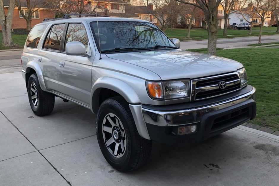 Supercharged 2000 Toyota 4runner Sr5 4wd 5 Speed Toyota 4runner 2000 Toyota 4runner Toyota 4runner Sr5