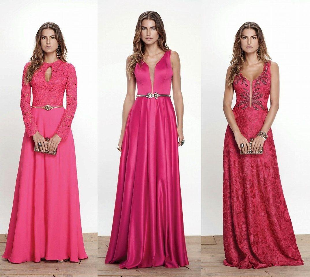 Vestidos para madrinhas!   Dress patterns, Vestidos and Clothes