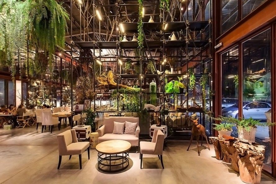 Thailand s amazing vivarium is part restaurant