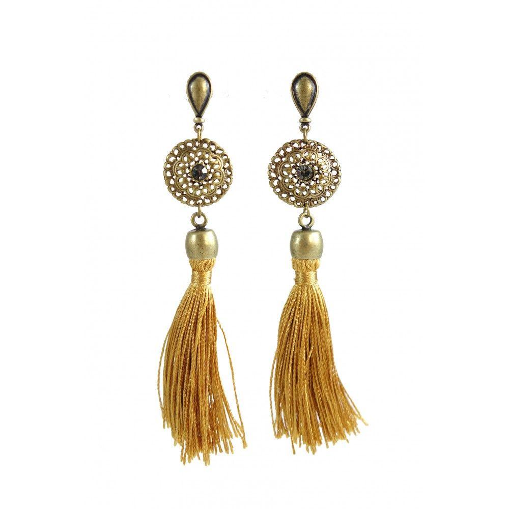 bijoux colares mandalas - Pesquisa Google