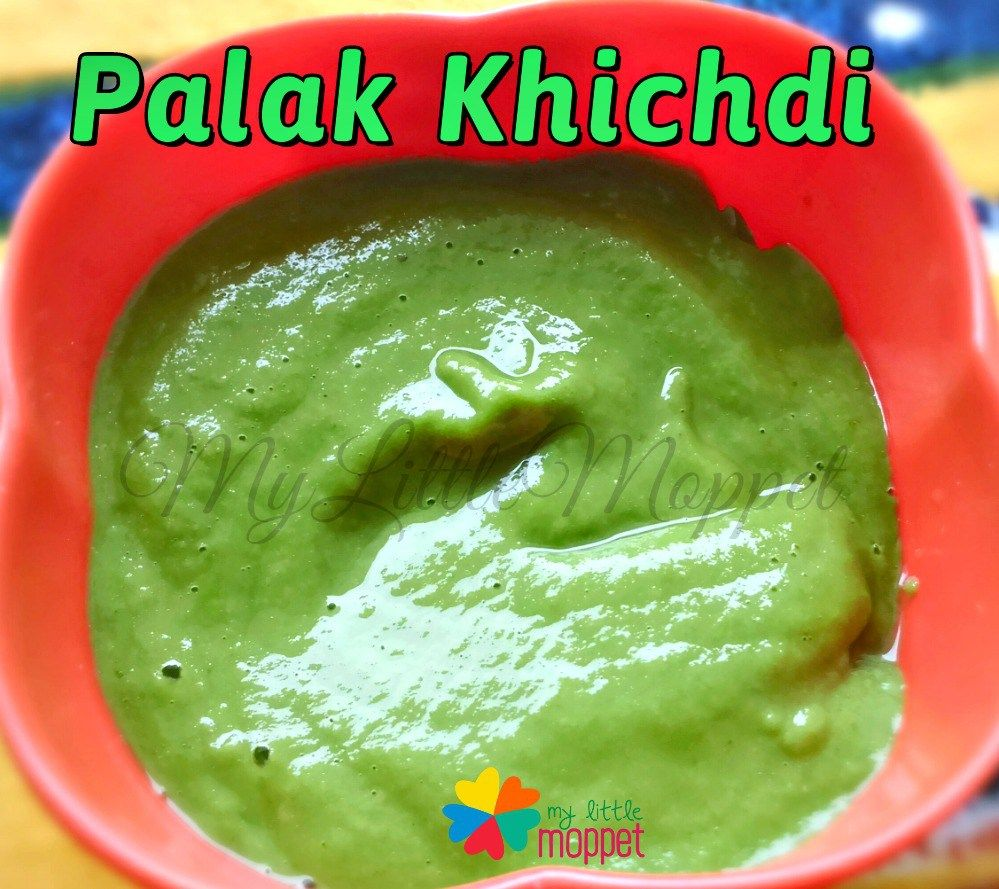 Top 10 iron rich foods for kids with recipes high calorie recipes palak khichdi recipe high calorie recipeshigh calorie foodsrecipes forumfinder Gallery