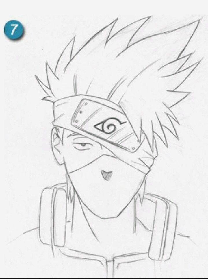 Photo of Coloriage Naruto Et Kakashi – Coloriages Gratuits