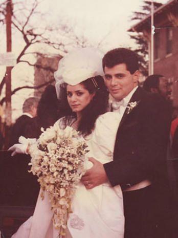 Wedding Of Victoria Gotti And Carmine Agnello Mob Wives Victoria Wedding Gangster Party