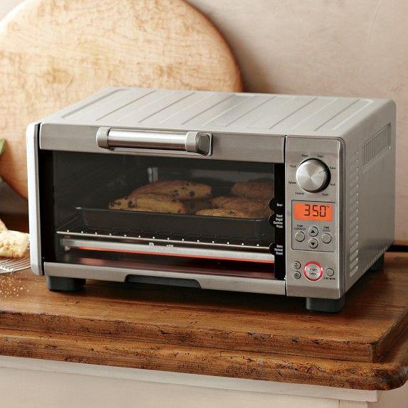 Breville Mini Smart Toaster Oven Williams Sonoma Toaster Oven Recipes Toaster Oven Mini Oven