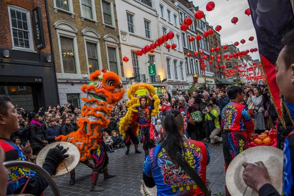 Chinese New Year Of the Monkey Kicks Off In Europe And ...
