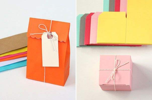 Homemade favours by BLANK GOODS