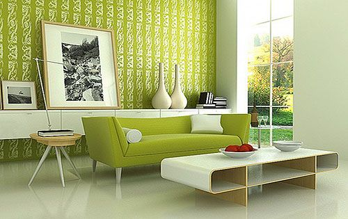 The Free Indoor Decorative Painting Appreciation - MelodyHome