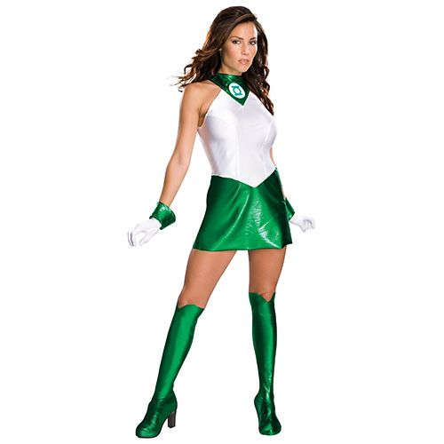 Pin on Secret Wishes Sexy Green and White Lantern Adult ...
