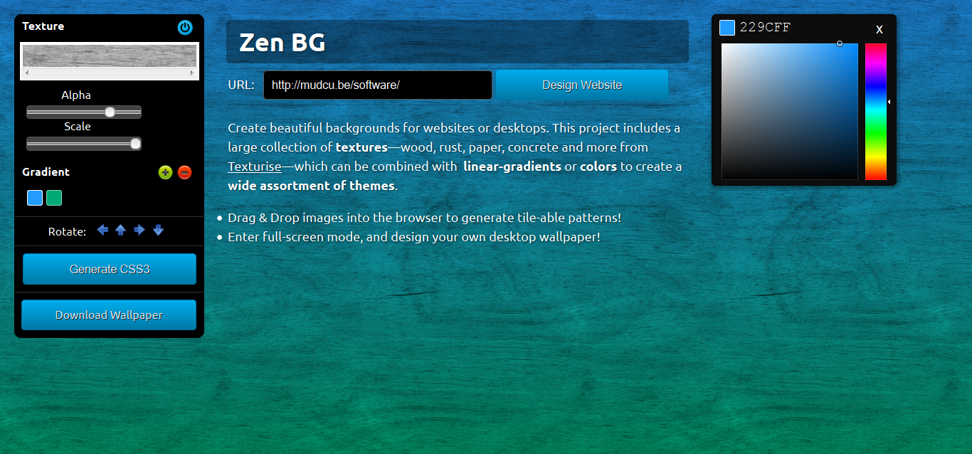 BG CSS Pattern Generator | Web Development | Background css