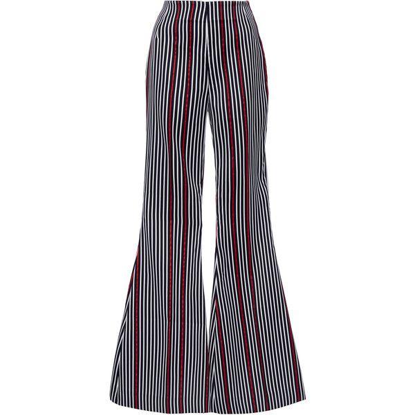 striped palazzo pants - Black SemSem Discount Ebay eFRGMpBVE